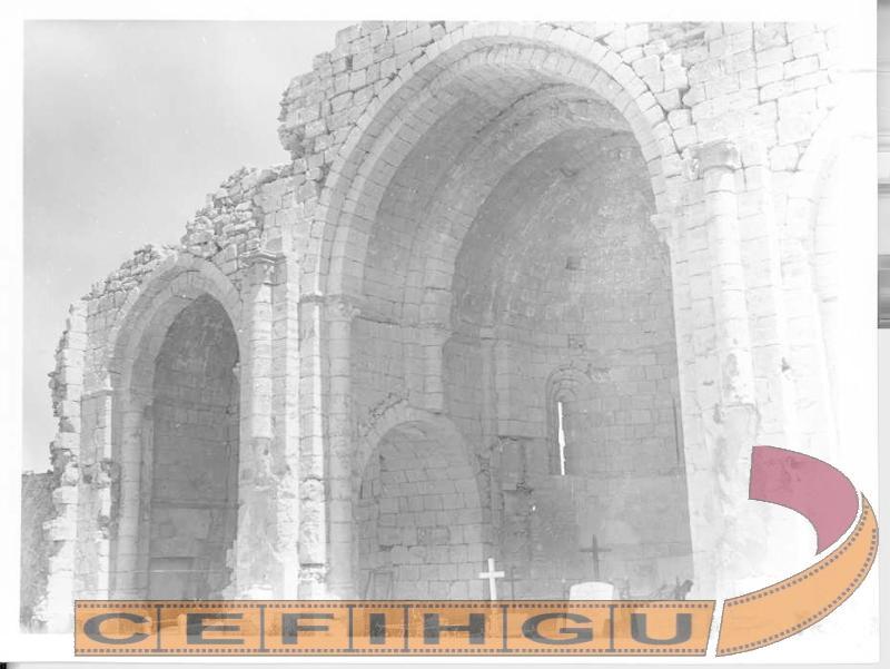 Capilla de la iglesia de Santa María de la Varga . S. XII