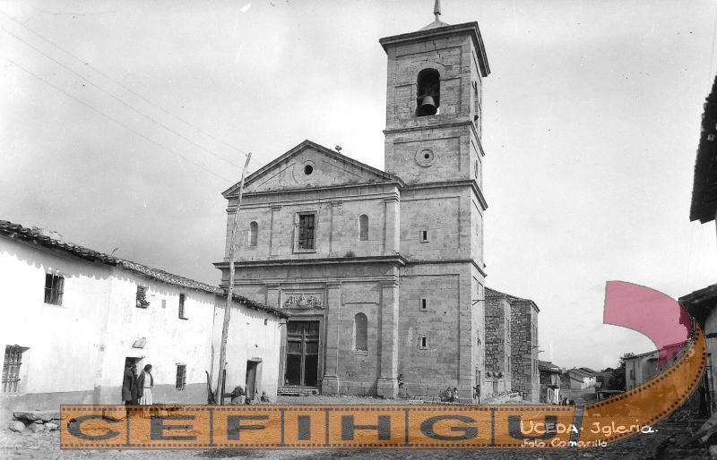 Vista de la iglesia de Nuestra Señora de la Varga