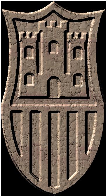 Simulación del escudo